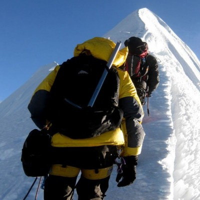 Bahrain Prince Climbing Peak