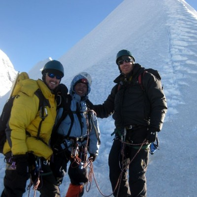 Top 3 Peaks in Everest Region