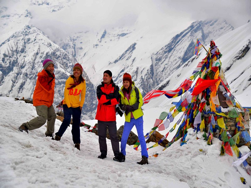 Annapurna Base Camp Trek Altitude