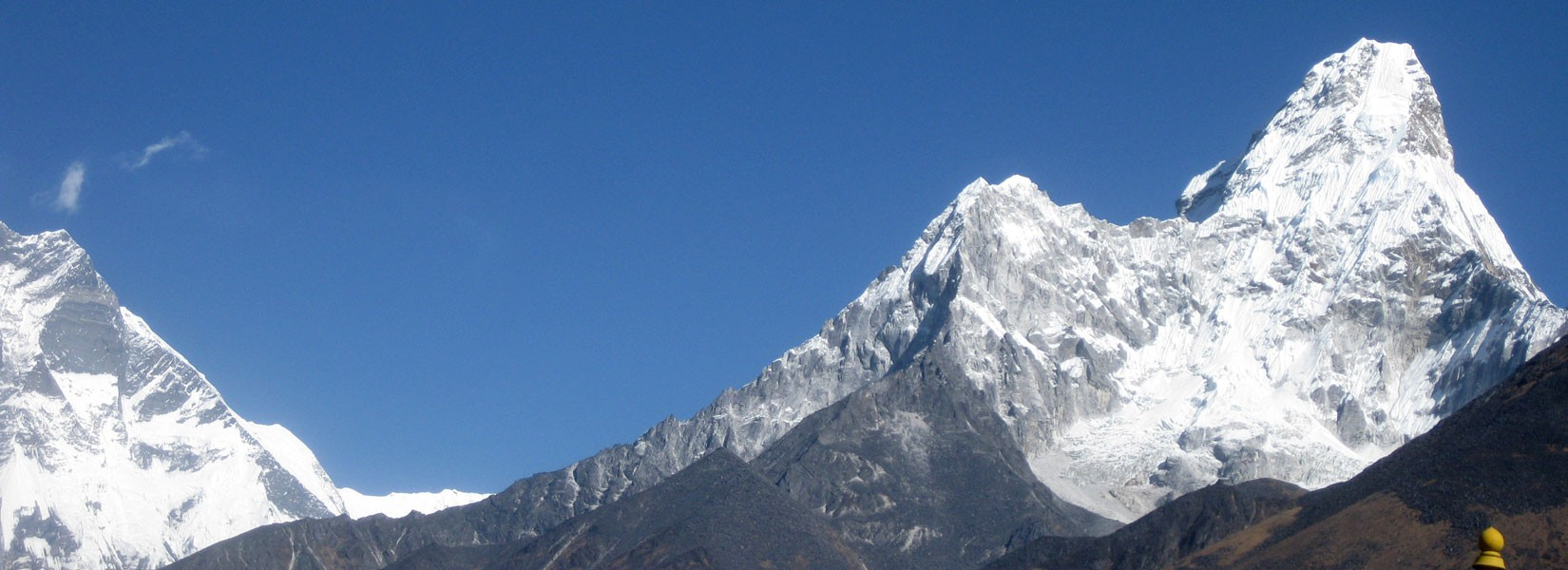 3 Peaks in Everest Region