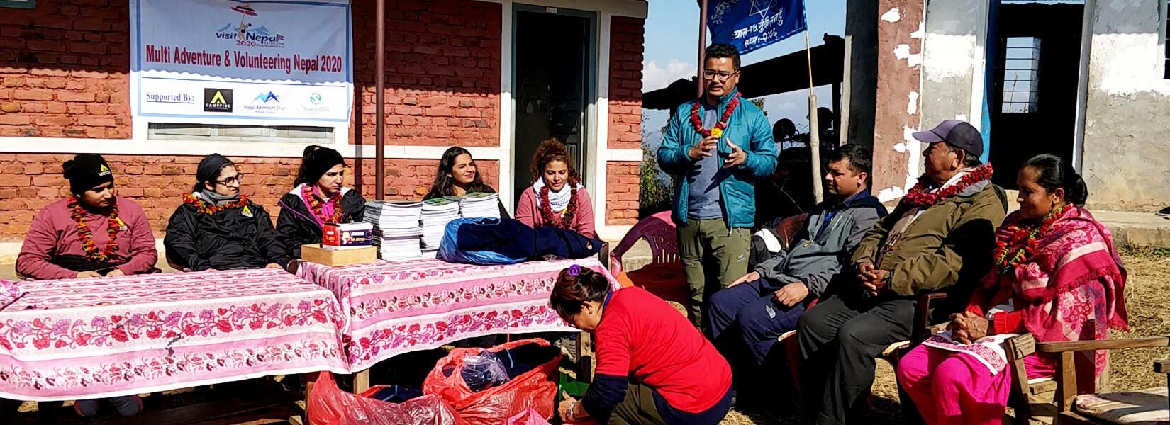 Nepal Adventure Team Corporate Social Responsibility