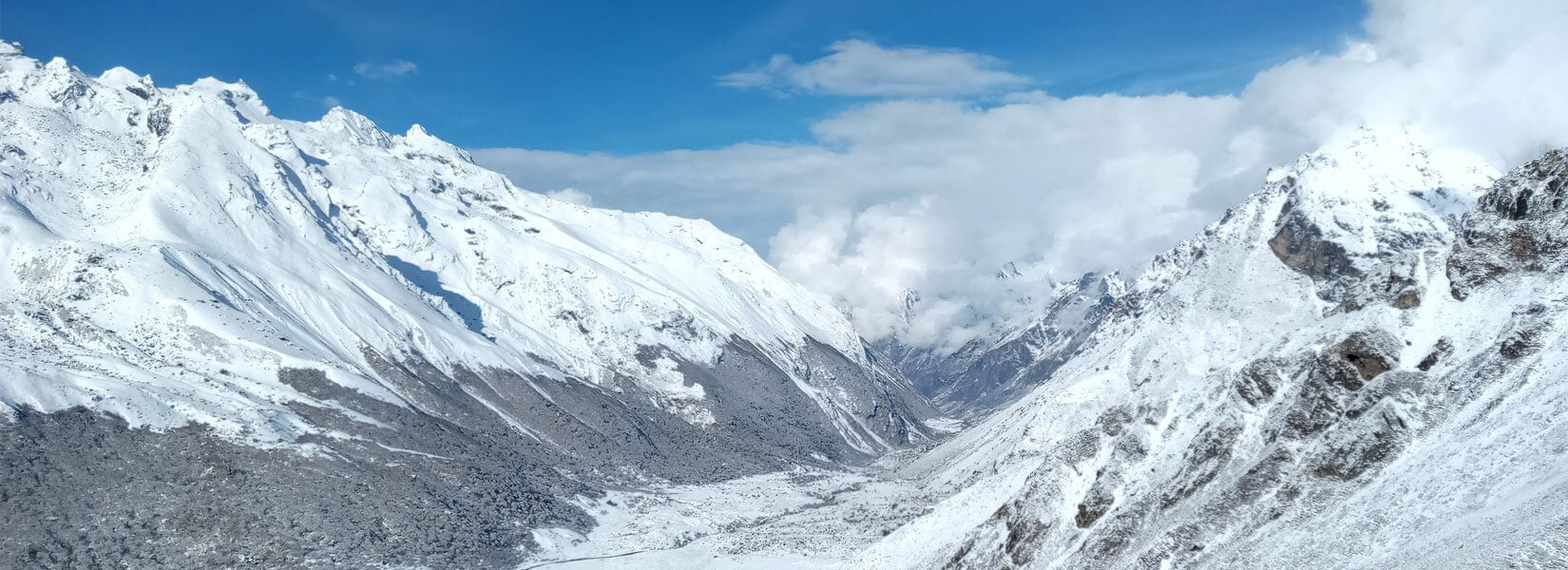 Short Langtang Valley Trek