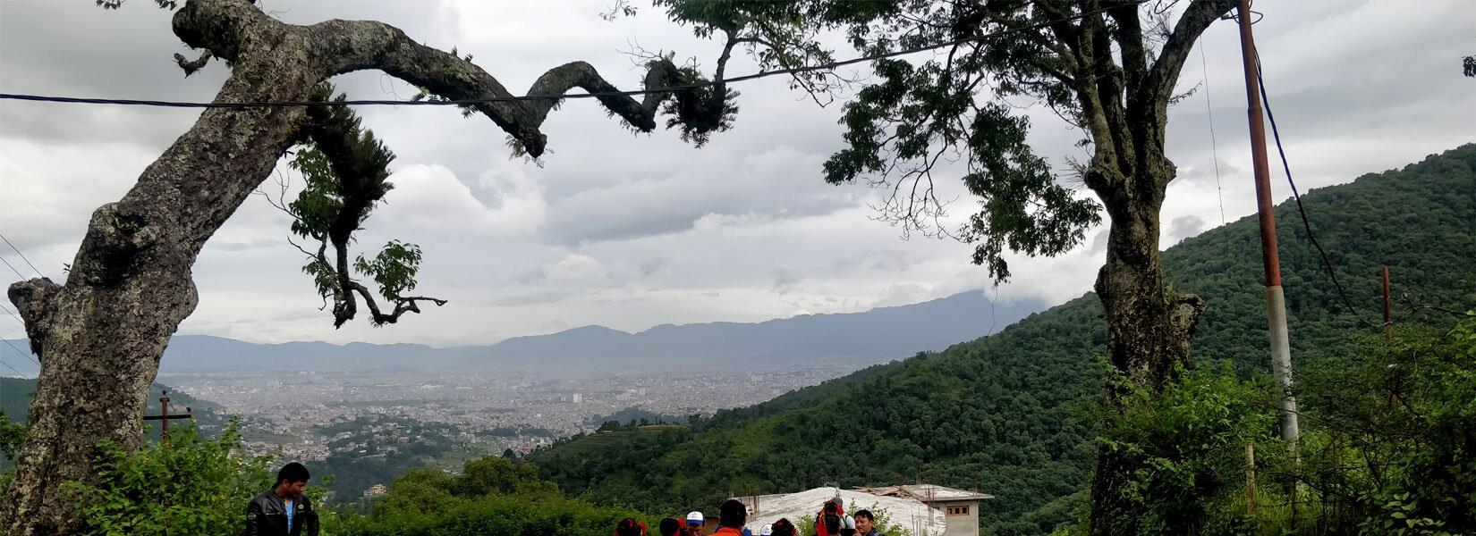 Phulchowki Hill Hike From Kathmandu