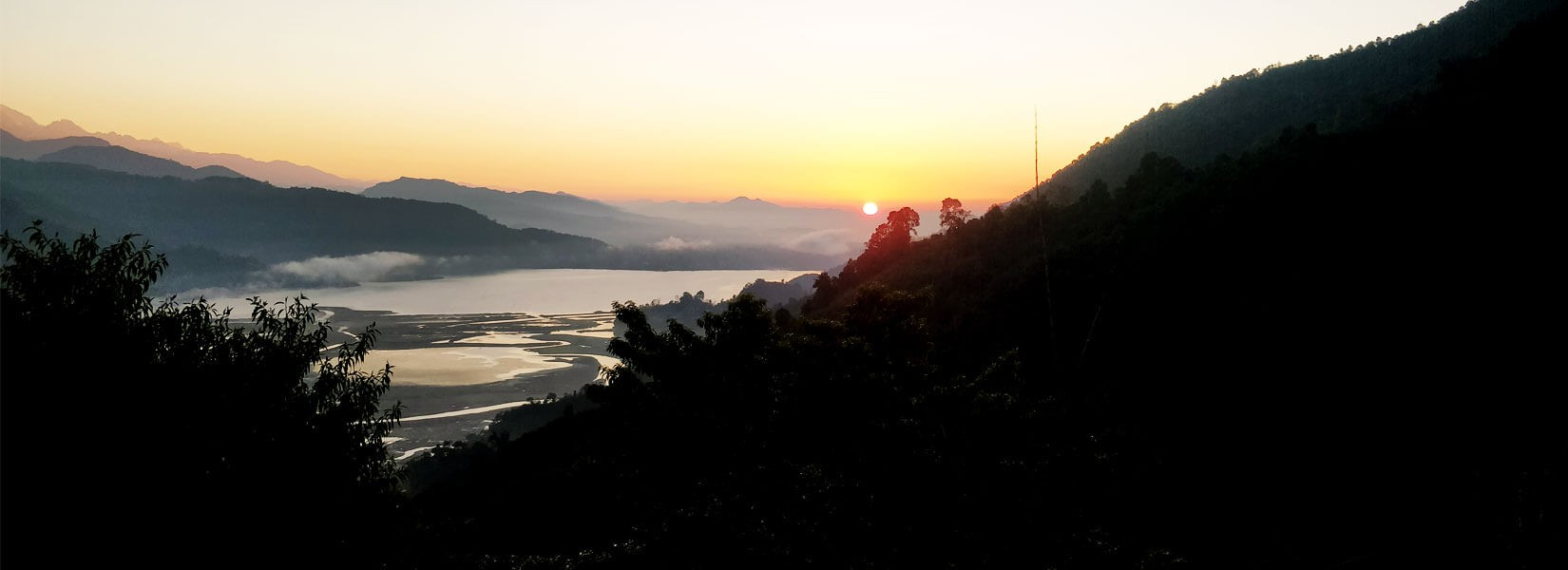 Sunrise Tour in Nepal