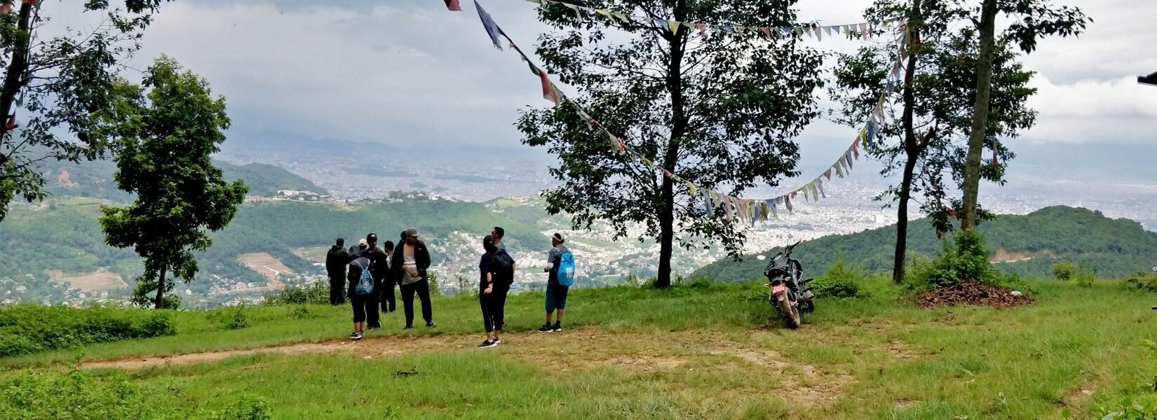 Switzerland Park Indra Daha Day Hike