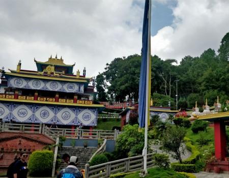 Day Hiking to Monastery