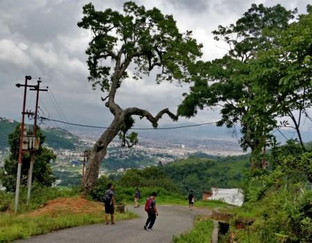 Indra Daha Hiking
