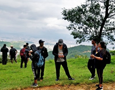 Indra Daha Day Hiking