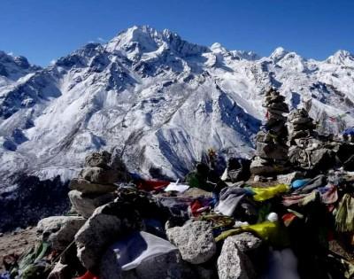 Langtang Ganja La Pass Trek