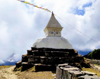 Manaslu Tsum Valley and Larya La Pass Trek