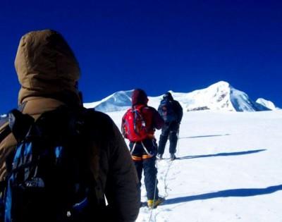 Nepal Mera Peak Climbing