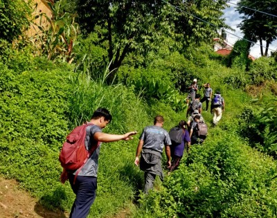 Nagarkot Day Hike Via Sankhu