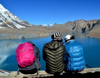 Tilicho Lake (The world Highest Lake)
