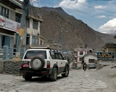Jeep Tour To Upper Mustang