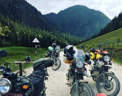 Upper Mustang Motorbike Ride Tour